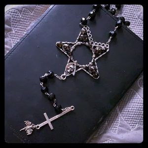 Jewelry - Gothic rosary